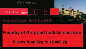 Let us invite you to Hannover Messe